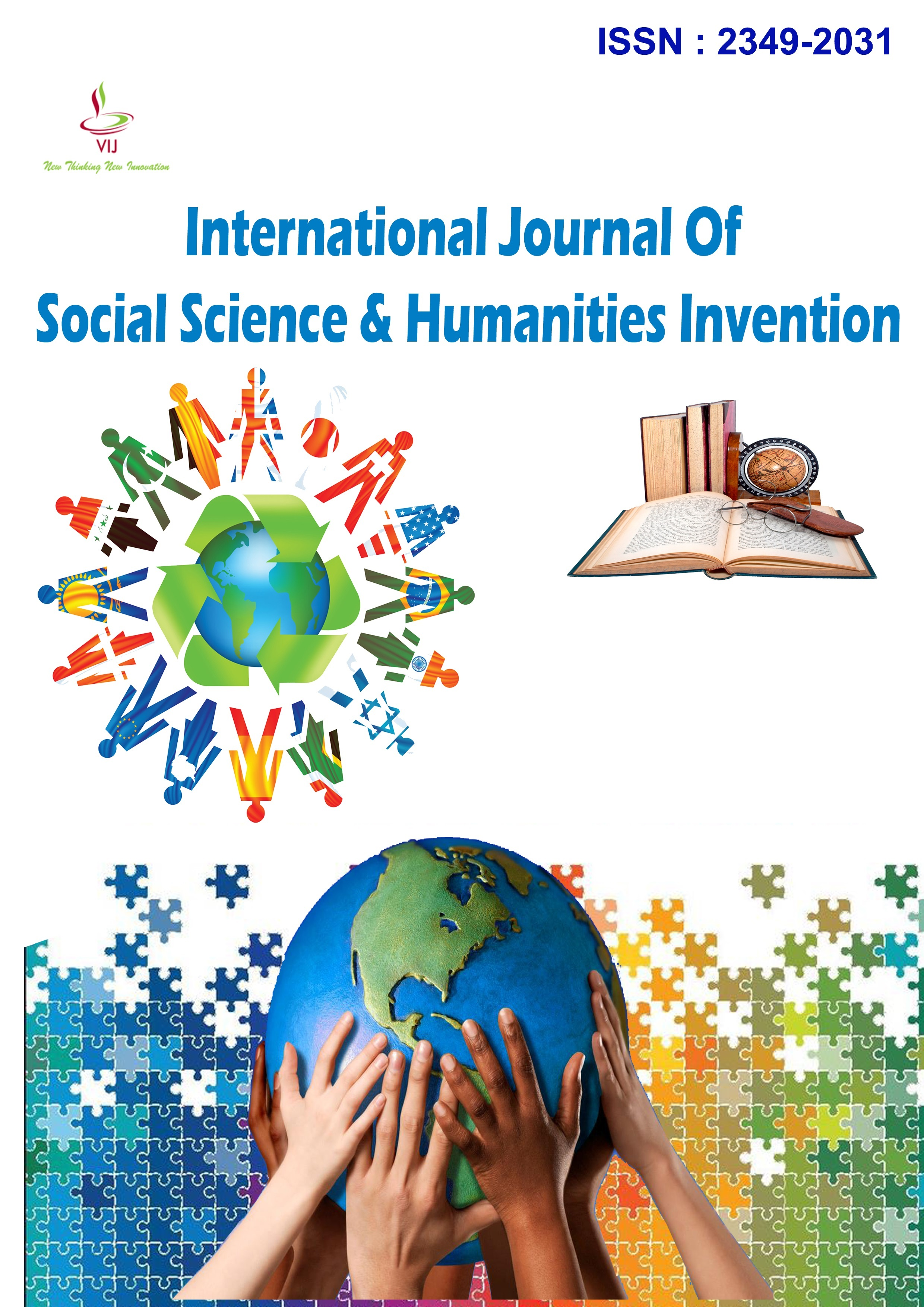 the international journal of social sciences and humanities invention